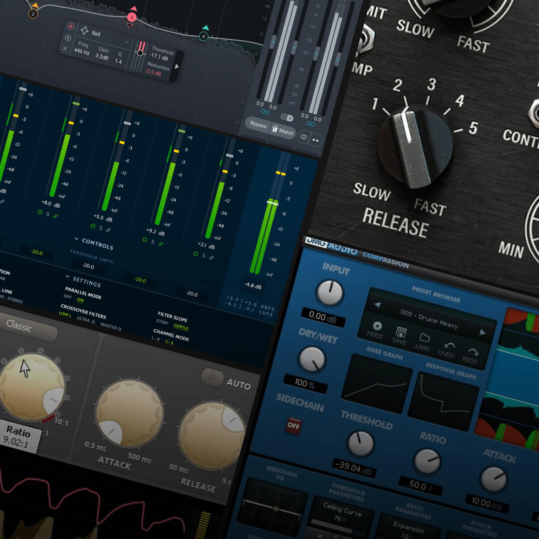 Top 10 Compressor Plugins in the Market
